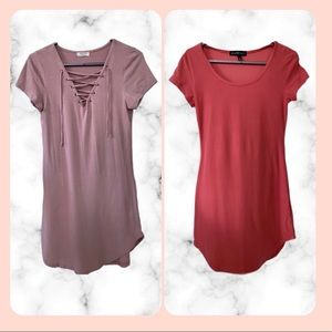 T-SHIRT DRESS BUNDLE